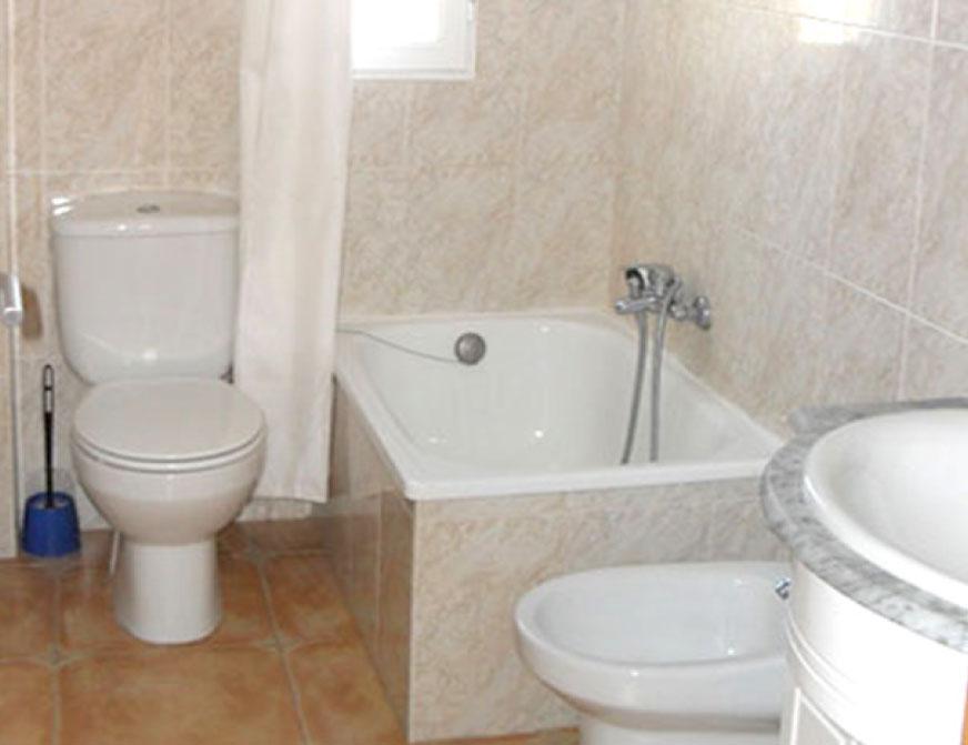 Anamar Duplex Baño